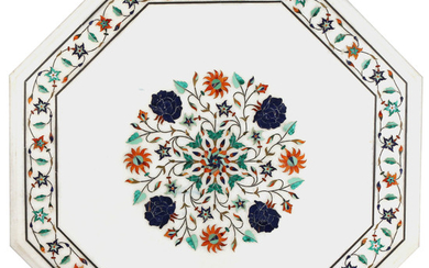 PIETRA DURA TABLE TOP