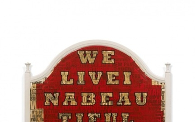 Peter TUNNEY (Américain - Né en 1961) We live in a beautiful world - 2013