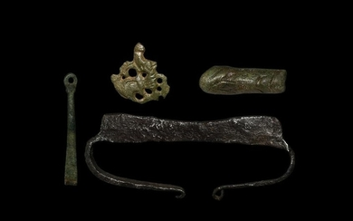 Viking Artefact Collection