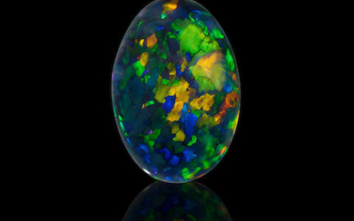 Exceptional Black Opal