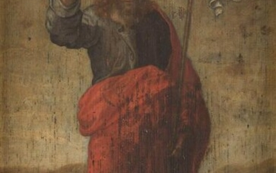 FLEMISH SCHOOL Master, active in the 17th century. A