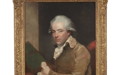 Gilbert Stuart (1755-1828) Portrait of Ozias Humphrey, R. A....