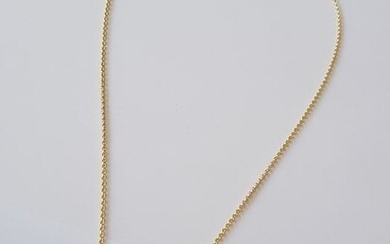 JOFISA - 18 kt. Yellow gold - Necklace with pendant Pearl