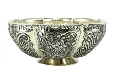 Maciel Mexico Sterling silver Centerpiece Bowl