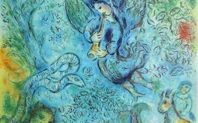 Marc Chagall, Metropolitan Opera, The Magic Flute