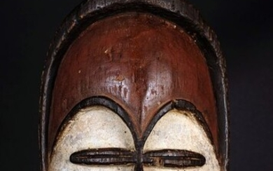 Mask (1) - Wood - Gabon - 1st half 20th century