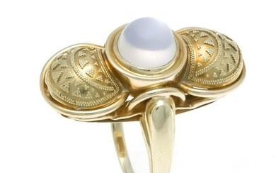 Moonstone ring GG 585/000