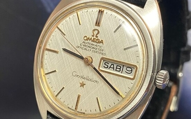 "Omega - Constellation chronometer officially certified ""NO RESERVE PRICE"" - 168019 - Men - 1960-1969"