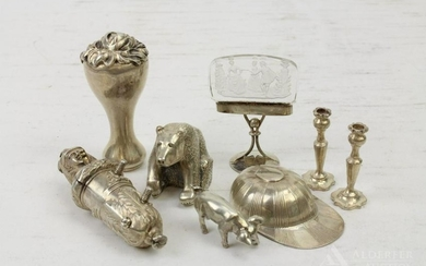 Sterling Silver Trinkets and Oddities