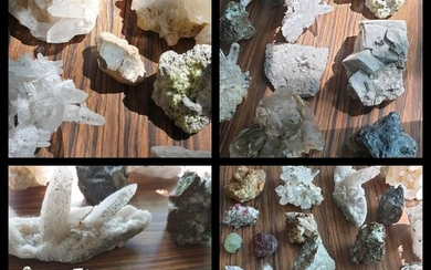 World Mineral Collection - 5 kg - (34)