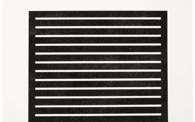 65048: Donald Judd (1928-1994) Untitled, 1980 Aquatint