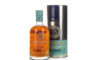 BRUICHLADDICH 20 YEARS OLD SECOND EDITION
