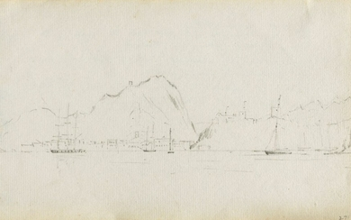 Charles Golding Constable (1821–1878), Sketches in the Gulf of Oman and Persian Gulf
