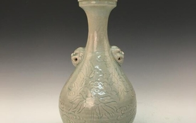 Chinese Hutian Kiln Bottle Vase