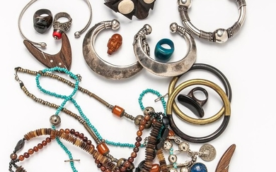 Group of African Jewelry