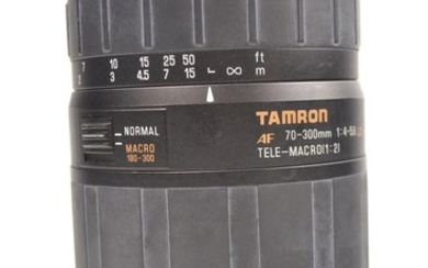 TAMRON 70-30 TELE MACRO Lens compatable with CANON etc