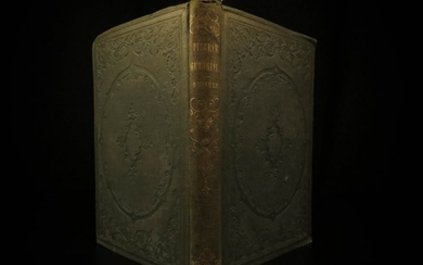 1855 Plymouth Pilgrims Memorial Colonial Americana