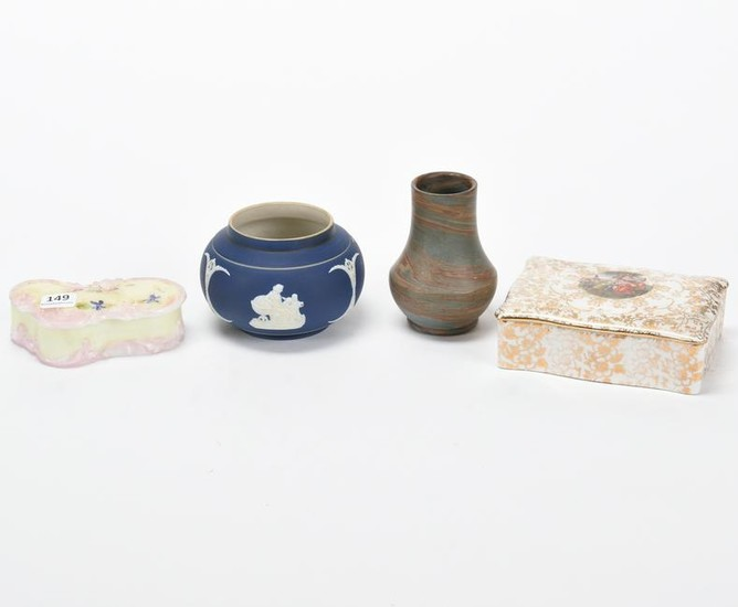(4) Assorted Items