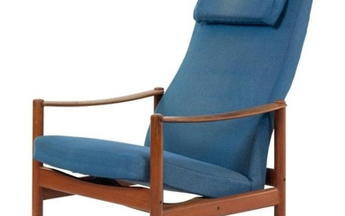 Folke Ohlson, Attribution Reclining High-Back Lounge