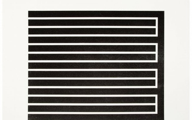 65049: Donald Judd (1928-1994) Untitled, 1980 Aquatint