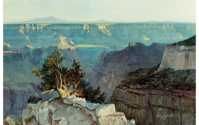 76049: Earl Carpenter (American, b. 1931) Grand Canyon
