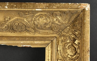 "A Charles X Gilt Composition Frame, 29"" x 22.5"""