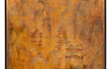 A Chinese Style Painting