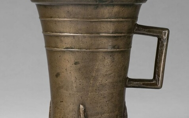 A North German one-handled mortar