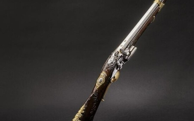 A deluxe miquelet rifle from a noble estate, Thomaso