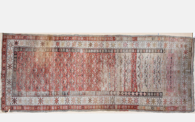 Antique Persian Bakhshayesh Runner