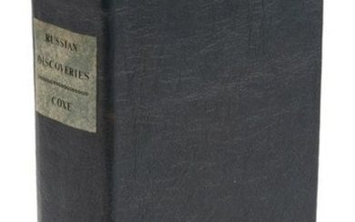 Coxe's Account of Russian Discoveries 1804