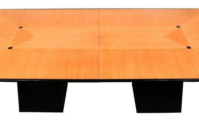 "Dakota Jackson ""Ariel"" Modern Dining Table"