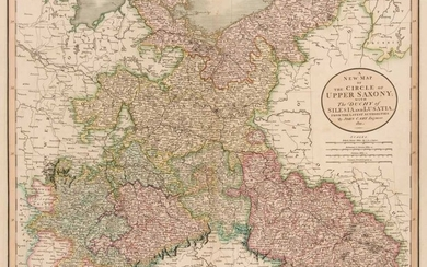 Germany & Austria. A mixed collection of approximately 65 maps, mostly 19th century