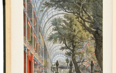 Great Exhibition (1854), Dickinson's Comprehensive Pictures of the Great Exhibition of 1851. 1854