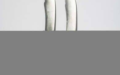 Heinrich Vogeler, Set of two serving knives