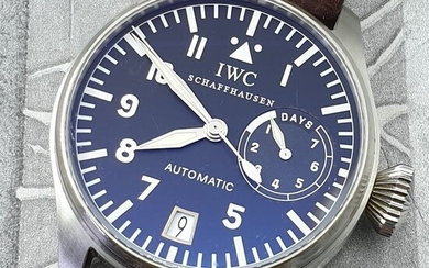 IWC - Big Pilot - 7 Days Power Reserve - IW5002 - Men - Ano 2004
