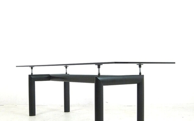 Le Corbusier, a dining table / table, model LC 6 by Cassina