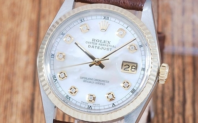 Rolex - Oyster Perpetual Datejust- 16013 - Men - 1970-1979