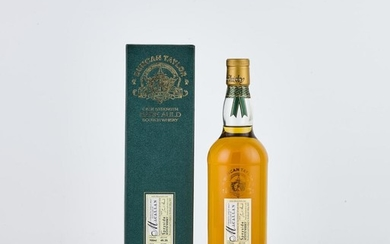 The Macallan 1969 Aged 36 Years by Duncan Taylor 1969 (1 BT70)