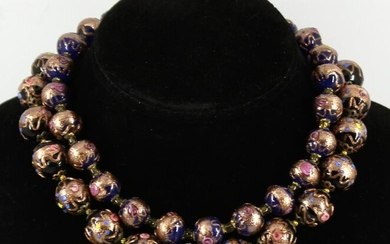 Vintage Mid-Century Modern Murano Glass Necklaces