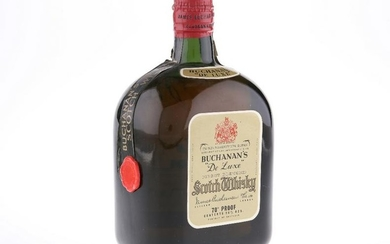 1 BOTTLE BUCHANAN'S DELUXE FINEST BLENDED SCOTCH WHISKY