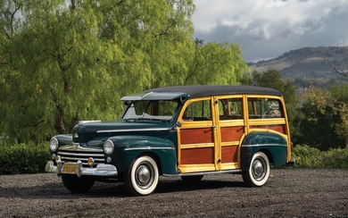 1947 Ford Super DeLuxe Station Wagon