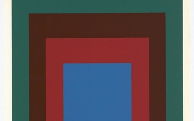Josef Albers Homage to the Square