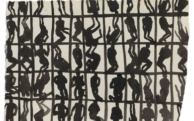 ANTONY GORMLEY (B. 1950), Grid
