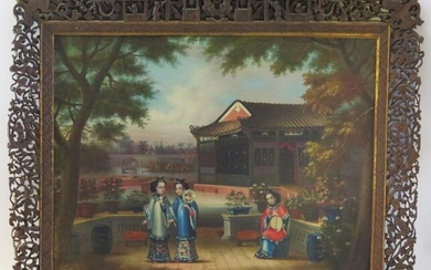 CHINA, Canton school.