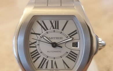 Cartier - Roadster - Ref. 3312 - Men - 2010
