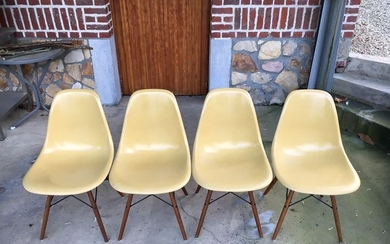 Charles Eames, Ray Eames - Herman Miller - Chair (4) - DSW