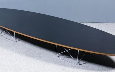 Charles Eames for Vitra - Elliptical Coffee Table, Modern,...