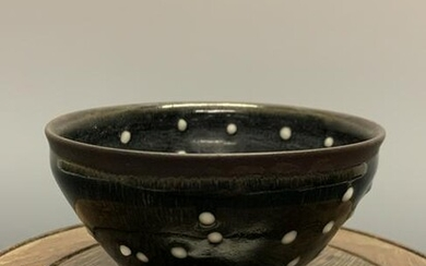 Chinese Song Dynasty Jian-Zhao Tea Bowl
