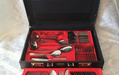 Cutlery Solingen high-end 70 pieces - 18/10 stainless steel 1st quality,